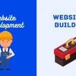 Perbedaan Website Builder dan Website Development
