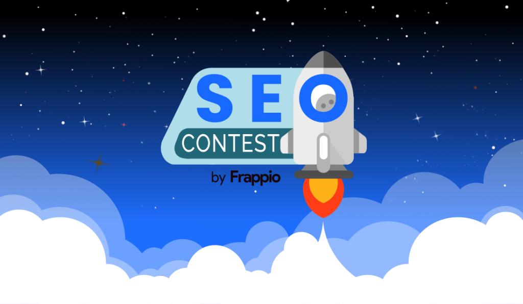 SEO Contest by Frappio